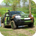 Offroad Pickup: City Cargo Truck Drive Simulator 1.0 (MOD, Unlimited Money)