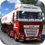Oil Tanker Transport Simulation : Euro Truck Drive 1.2 (MOD, Unlimited Money)
