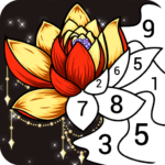 Paintist 2020 – Coloring Book & Color by Number 2.8.923  (MOD, Unlimited Money)