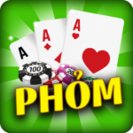 Phom – Ta la – phỏm – offline 1.0.6  (MOD, Unlimited Money)