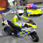 Police Car Driving – Motorbike Riding 1.20  (MOD, Unlimited Money)