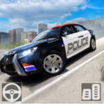 Police Car Parking Mania 3D Simulation 1.24  (MOD, Unlimited Money)