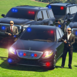 President Police Protection Game 9 (MOD, Unlimited Money)
