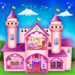 Princess Doll House Cleanup & Decoration Games 8.0 (MOD, Unlimited Money)