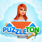 Puzzleton: Match & Design 1.0.2 (MOD, Unlimited Money)