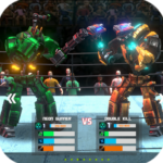 Real Robot Ring Boxing 2019 1.11 (MOD, Unlimited Money)