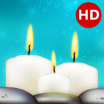 Relaxing Candles: music, sleep, meditation 4.0 APK (Premium Cracked)