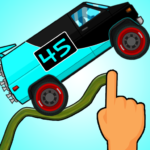 Road Draw: Climb Your Own Hills 2.1.0 (MOD, Unlimited Money)