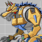 Robot Werewolf Toy Robot War 2.4 (MOD, Unlimited Money)