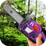 Simulator of Chainsaw Sounds 1.0.1.0 (MOD, Unlimited Money)