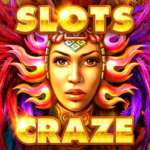 🎰 Slots Craze: Free Slot Machines & Casino Games 1.150.47  (MOD, Unlimited Money)