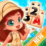 Solitaire Tripeaks – Lost Worlds Adventure 3.5  (MOD, Unlimited Money)