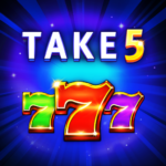 Take5 Free Slots – Real Vegas Casino 2.89.2  (MOD, Unlimited Money)