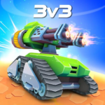 Tanks A Lot! – Realtime Multiplayer Battle Arena 2.90 (MOD, Unlimited Money)