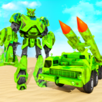 US Army Robot Missile Attack: Truck Robot Games 18 (MOD, Unlimited Money)
