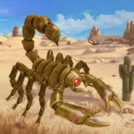 Wild Scorpion Family Jungle Simulator 1.3 (MOD, Unlimited Money)