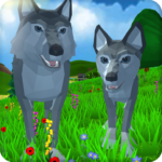 Wolf Simulator: Wild Animals 3D 1.048 (MOD, Unlimited Money)