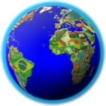 World Map Quiz: Coutries, Capitals, Flags 1.4.1 (MOD, Unlimited Money)