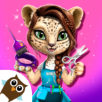 Amy's Animal Hair Salon – Cat Fashion & Hairstyles 4.0.50025 APK (MOD, Unlimited Money)