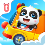 Baby Panda's School Bus – Let's Drive! 8.48.00.01 APK (MOD, Unlimited Money)