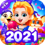 Bubble Shooter – save little puppys 1.0.55 APK (MOD, Unlimited Money)