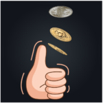 Coin Toss – Simple Coin Flip Simulator 1.0.5 APK (MOD, Unlimited Money)