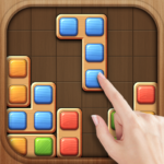 Color Wood Block Puzzle – Free Fun Drop Brain Game 1.4.12 APK (MOD, Unlimited Money)