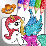 Coloring Games for Kids -Tashi 1.19  APK (MOD, Unlimited Money)