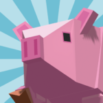 Cow Pig Run Tap: The Infinite Running Adventure 1.0.5 APK (MOD, Unlimited Money)