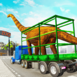 Dino Transport Truck Games: Dinosaur Game 1.7 APK (MOD, Unlimited Money)