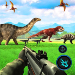 Dinosaurs Hunter Wild Jungle Animals Safari 3.4 APK (MOD, Unlimited Money)