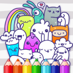 Doodle Coloring Book 1.1 APK (MOD, Unlimited Money)
