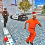 Drive Police Car Gangsters Chase : Free Games 2.0.08 APK (MOD, Unlimited Money)