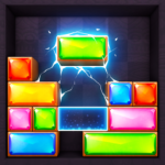 Dropdom – Jewel Blast 1.2.2 APK (MOD, Unlimited Money)