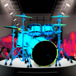 Drum Hero (rock music game, tiles style) 2.4.1 APK (MOD, Unlimited Money)
