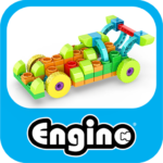 Engino kidCAD (3D Viewer) 4.3  APK (MOD, Unlimited Money)
