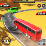 Euro Bus Racing Hill Mountain Climb 2018 1.0.4 APK (MOD, Unlimited Money)