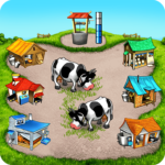 Farm Frenzy Free: Time management games offline 🌻 3.2.7 APK (MOD, Unlimited Money)