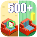 Find The Differences 500 – Sweet Home Design 1.2.3 APK (MOD, Unlimited Money)