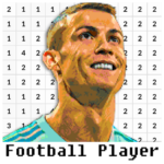 Football Player Coloring By Number – Pixel 8.0 APK (MOD, Unlimited Money)