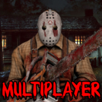Friday Night Multiplayer – Survival Horror Game 1.8Christmas APK (MOD, Unlimited Money)