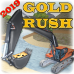 Gold Rush Sim – Klondike Yukon gold rush simulator 1.0.41  APK (MOD, Unlimited Money)