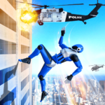 Grand Police Robot Speed Hero City Cop Robot Games 26 APK (MOD, Unlimited Money)