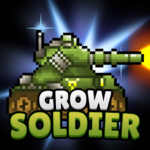 Grow Soldier – Idle Merge game 3.7.3  APK (MOD, Unlimited Money)