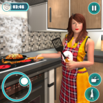 Home Chef Mom 2020 : Family Games 1.1.5 APK (MOD, Unlimited Money)