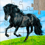 Horse Jigsaw Puzzles Game – For Kids & Adults 🐴 27.5 APK (MOD, Unlimited Money)