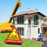House Building Construction Games – House Design 1.8 APK (MOD, Unlimited Money)