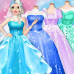 Ice Princess Wedding Dress Up Stylist 0.10 APK (MOD, Unlimited Money)