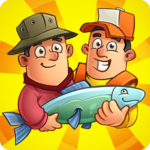 Idle Fishing Clicker-top new tap tycoon games 2020 1.3.8 APK (MOD, Unlimited Money)