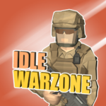 Idle Warzone 3d: Military Game – Army Tycoon 1.2.4  APK (MOD, Unlimited Money)